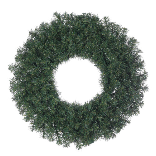 "Norway Artificial Pine Wreath 24"" 200 Tips"