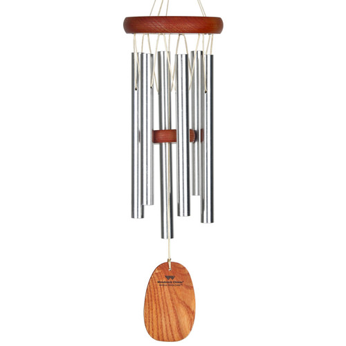 Woodstock Amazing Grace Chime Small Silver