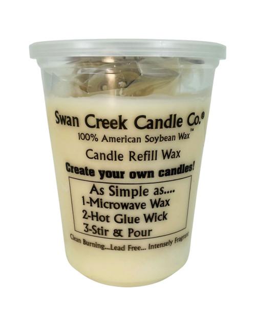 Swan Creek Pottery Refill Kit Pumpkin Vanilla