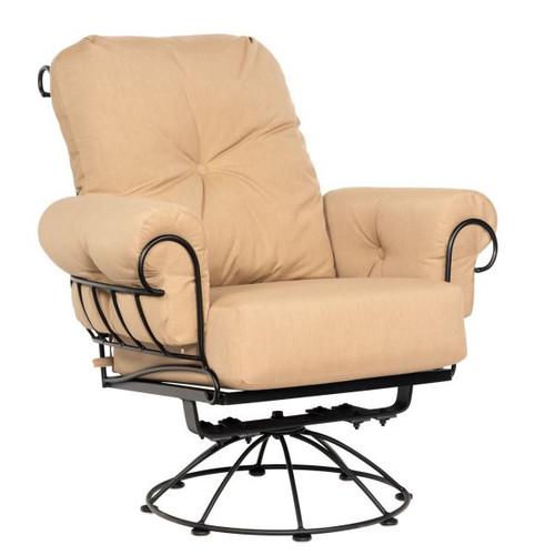 Woodard Terrace Smaller Swivel Rocking Lounge Chair
