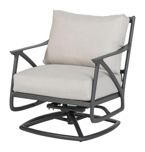 Gensun Amari Cushion Swivel Rocking  Lounge Chair