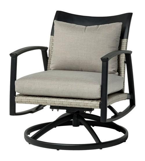 Gensun Treviso Cushion Swivel Rocking Lounge Chair