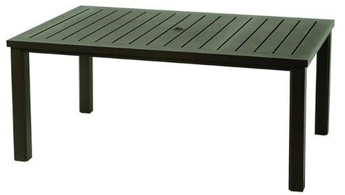 "Hanamint Sherwood Outdoor 44"" x 68"" Rectangular Table"