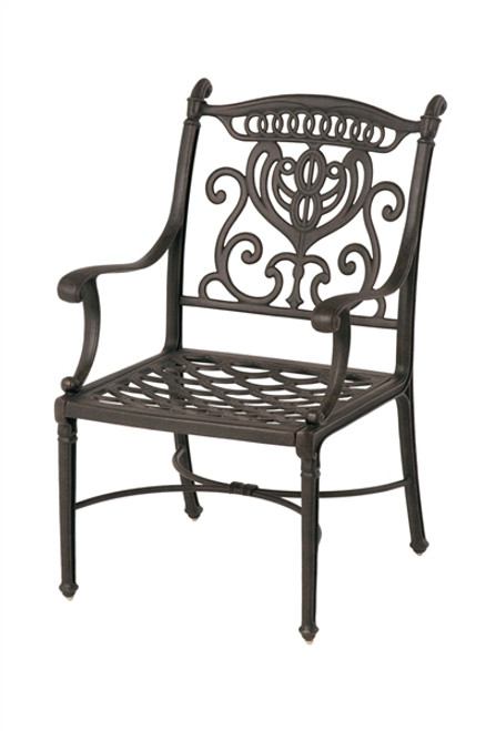 Hanamint Grand Tuscany Outdoor Dining Chair