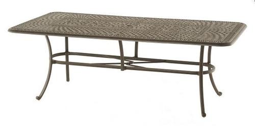 "Hanamint Bella Outdoor 42"" x 84"" Rectangular Table"