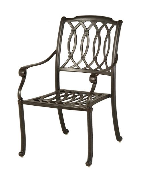 Hanamint Mayfair Outdoor Dining Chair