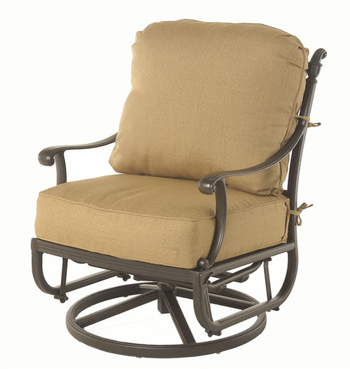 Hanamint Grand Tuscany Outdoor Club Swivel Glider