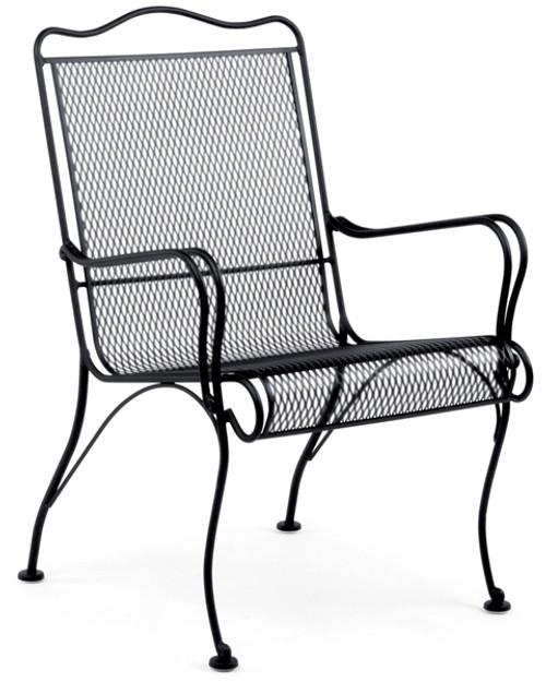 Woodard Tucson Outdoor High Back Lounge Chair