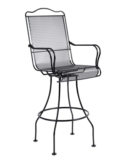 Woodard Tucson Outdoor Swivel Bar Stool