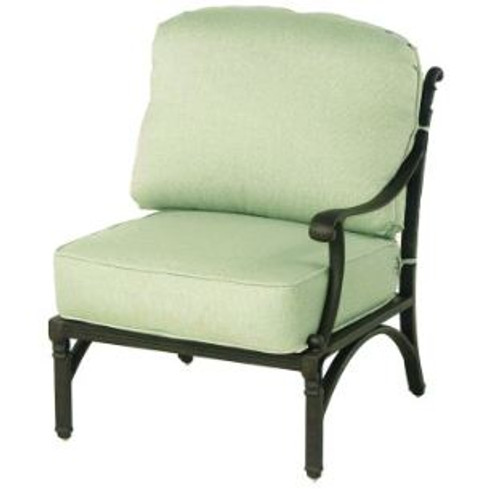 Hanamint Grand Tuscany Outdoor Club Left Chair