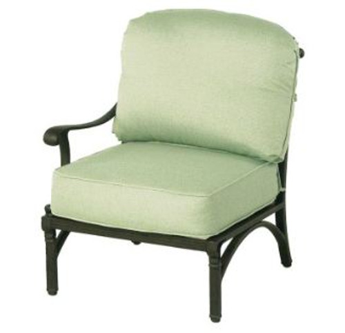 Hanamint Grand Tuscany Outdoor Club Right Chair