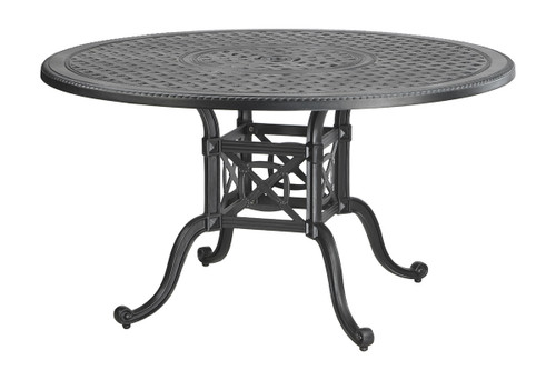 """Gensun Grand Terrace Outdoor 48"""" Round Dining Table"""