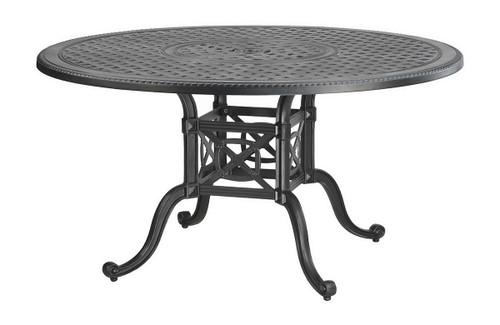 """Gensun Grand Terrace Outdoor 54"""" Round Dining Table"""