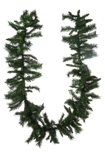 """9' x 14"""" Valley View Mixed Pine Garland"""