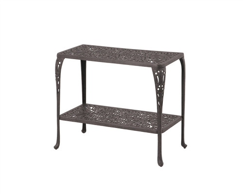 "Hanamint Tuscany Outdoor 16"" x 36"" Console Table"