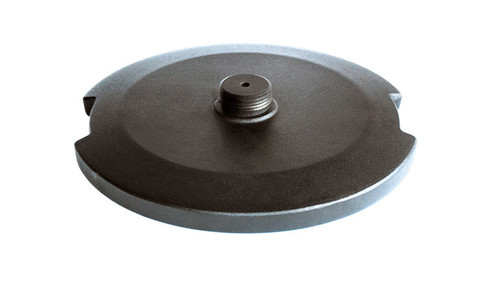 Hanamint Tuscany 30 lb Add on Weight for Hanamint 50 lb Alumiron Umbrella Bases - Black