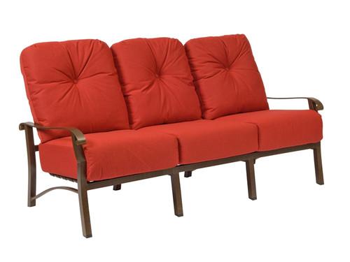 Woodard Cortland Outdoor Cushioned Sofa