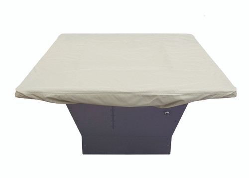 """Treasure Garden 42"""" - 48"""" Square Chat Table or Fire Pit Protective Cover"""