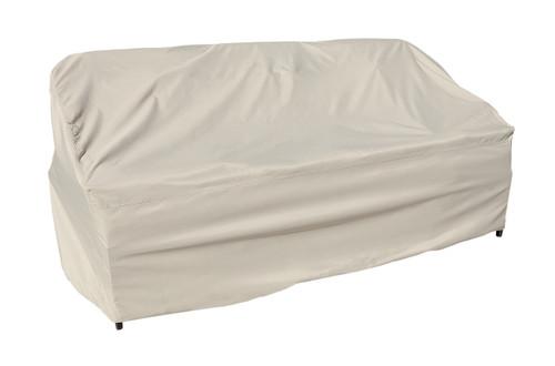 "Treasure Garden 85"" Sofa w/Elastic Protective Furniture Cover"
