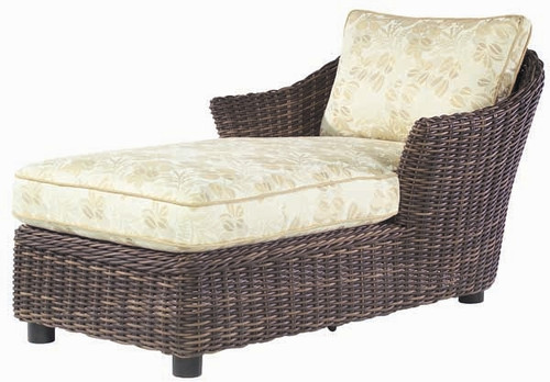 Woodard Sonoma Outdoor Chaise Lounge