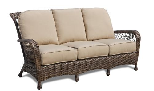 Erwin Bel Air Outdoor Sofa w/Cushion (Ship time is 4-6 weeks)
