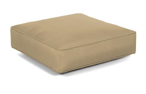 Custom Hanamint Outdoor Estate Ottoman Cushion 7554