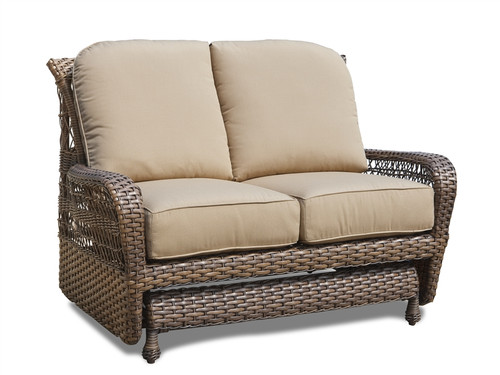 Erwin Bel Air Outdoor Double Glider w/Cushion (Ship time is 4-6 weeks)