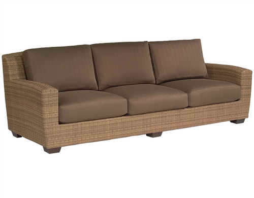Woodard Saddleback Outdoor Sofa
