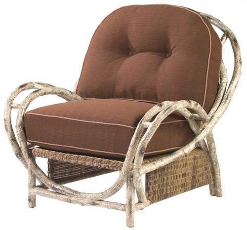 Woodard River Run Outdoor Butterfly Lounge Chair