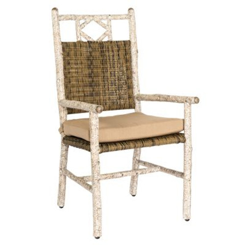 Woodard River Run Outdoor Dining Arm Chair