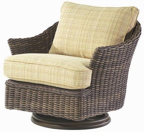 Woodard Sonoma Outdoor Swivel Lounge Chair