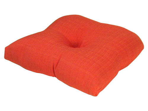 Outdoor Solid Watermelon Cushion Set of 2
