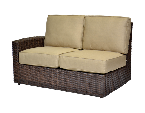 Erwin Biscayne Outdoor 3 Piece Sectional Sofa