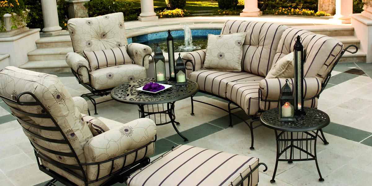 Woodard Terrace Outdoor Furniture