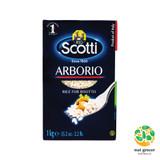 Arborio Rice Scotti 1kg