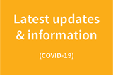 COVID-19 latest updates & information