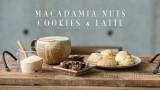 Macadamia Nuts Cookies (Vegan)