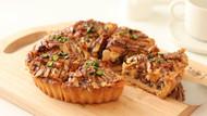 Caramel Chocolate Tart Recipe