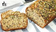 Easy No Knead Multigrain Bread Recipe