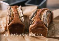 Easy Gluten Free & Vegan Banana Bread