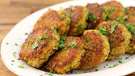 High Protein Quinoa Patties Recipe
