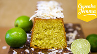 Lime & Coconut Cake Recipe