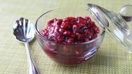 Maple Walnut Cranberry Sauce Recipe