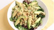 Quinoa & Avocado Salad Recipe