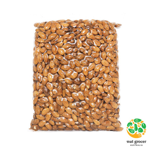 Australian Almonds Raw Nonpareil Medium