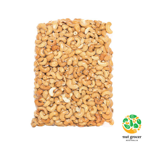 Cashews Roasted & Unsalted Premium