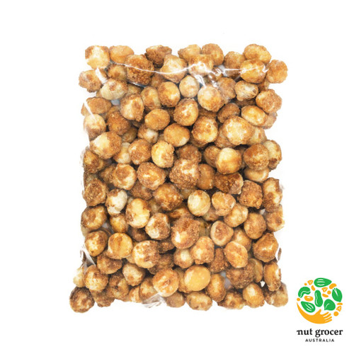 Macadamia Nuts Honey Roasted