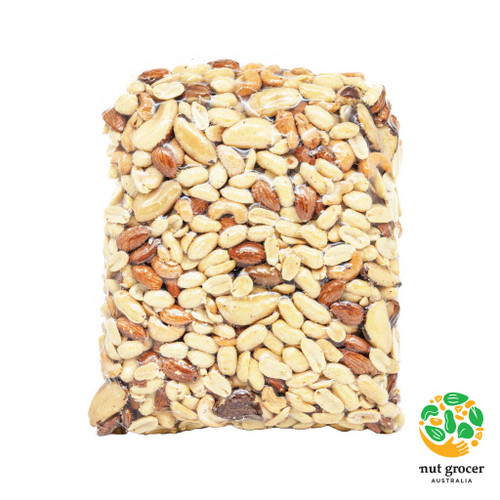 Mixed Nuts Roasted & Unsalted