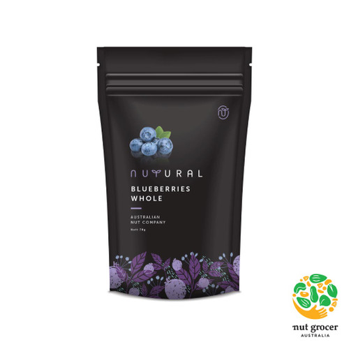 Dried Blueberries Snack Pack