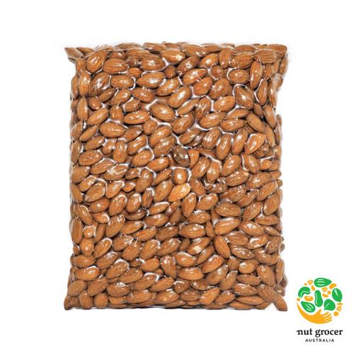 Australian Almonds Raw Carmel Medium Insecticide Free